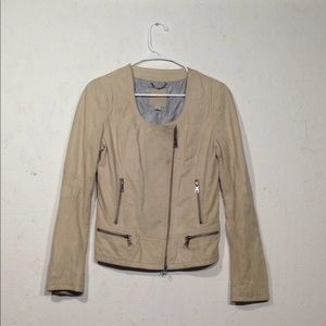 Banana Republic | Lether Jacket Size Small